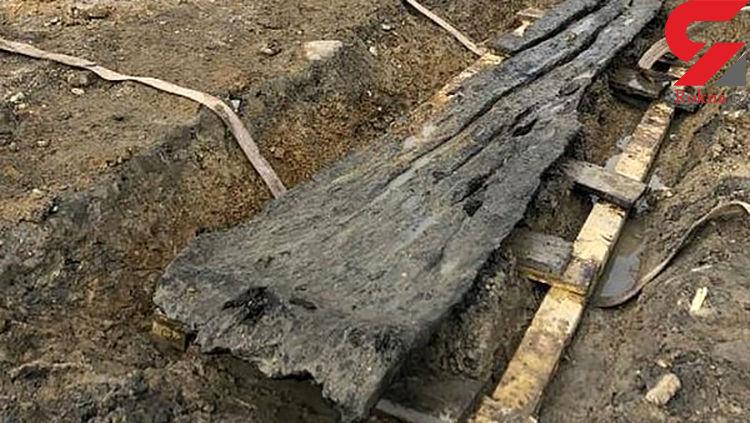 کشف قایق بادبانی 3500 ساله + عکس