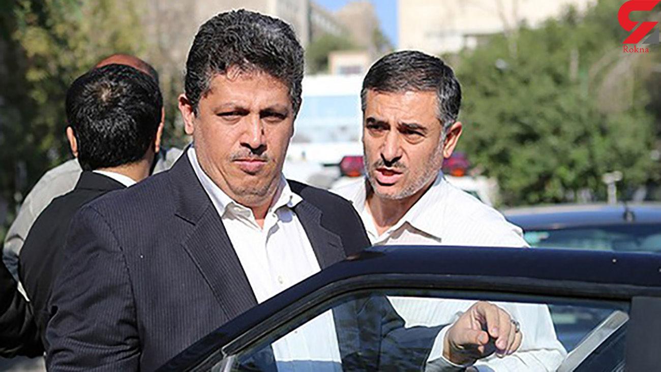 مهدی هاشمی از زندان خارج شد