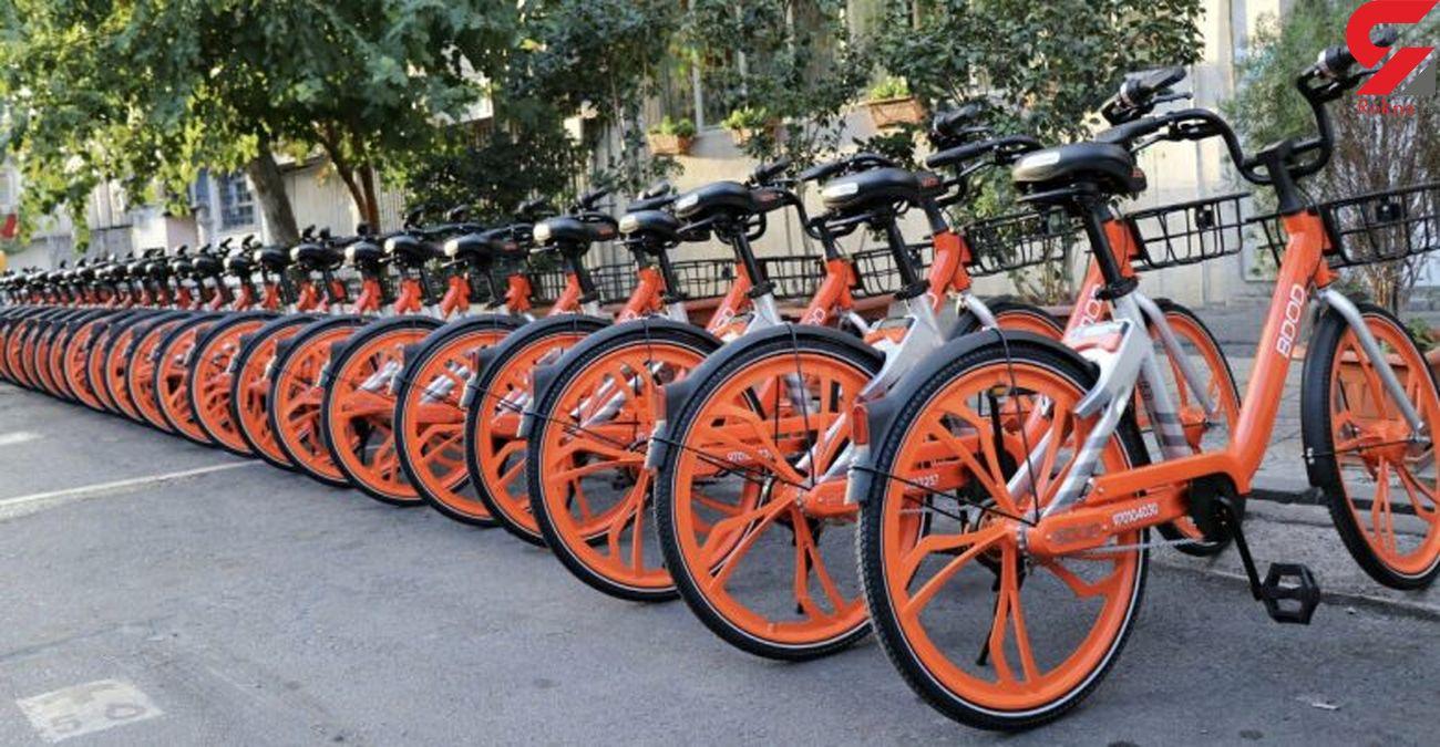 استفاده از دوچرخه در تهران دو برابر شد