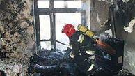 آتش سوزی وحشتناک در نوشهر