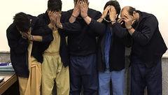 قاتلان بدنساز کارها در بازار مروی دستگیر شدند