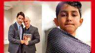 شایعه ای تلخ برای پدری که فرزند و همسرش در بوئینگ ۷۳۷ جان باختند+فیلم