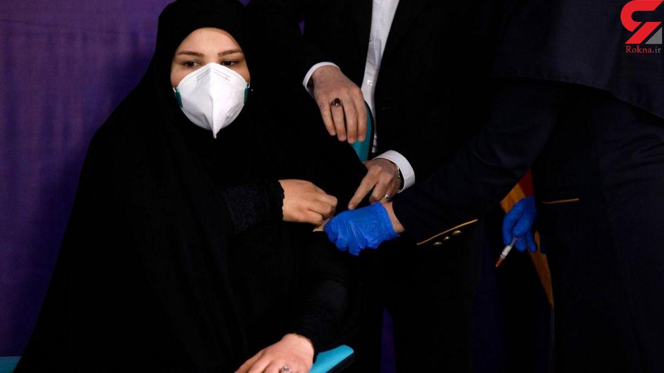عوارض واکسن ایرانی برای داوطلبان چه بود؟! + فیلم