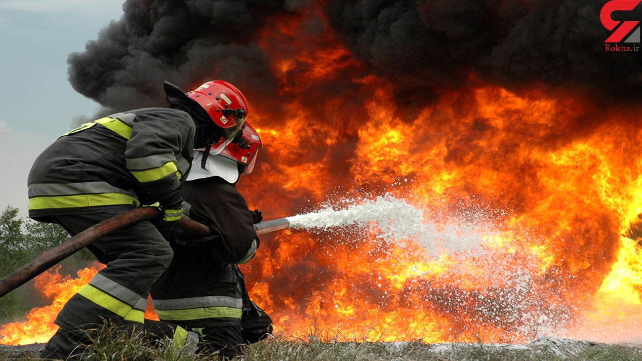انجام 6 عملیات اطفای حریق و امداد و نجات در اهواز طی 24 ساعت گذشته