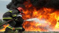انجام 2 عملیات مهار آتش سوزی در اهواز با تلاش آتش نشانان
