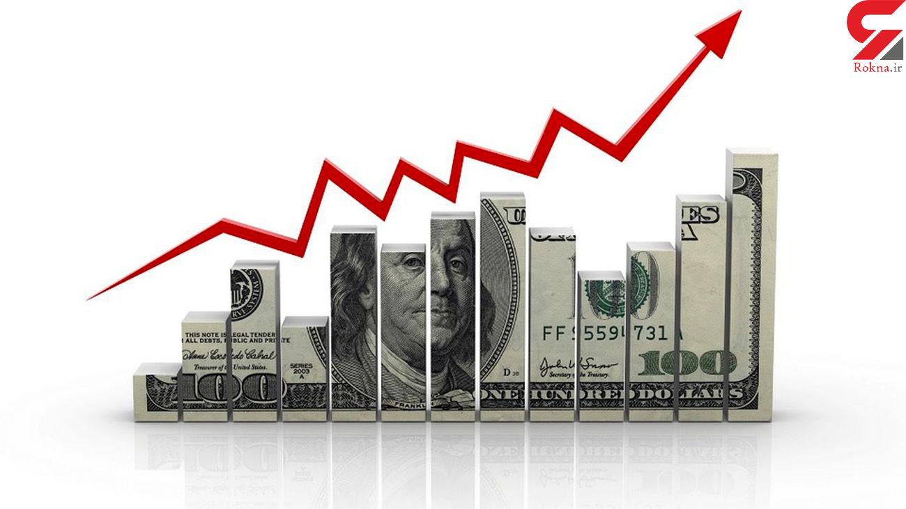 اوج قیمت دلار در این 12 ماه + جدول