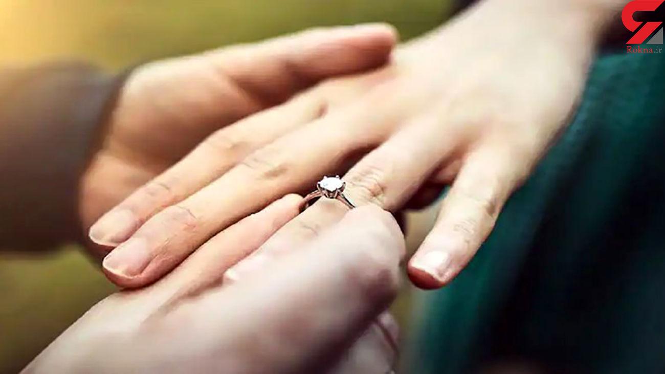 ازدواج عجیب پسر خوش تیپ با دختر نیم متری ! / شوک این ازدواج در فیلیپین