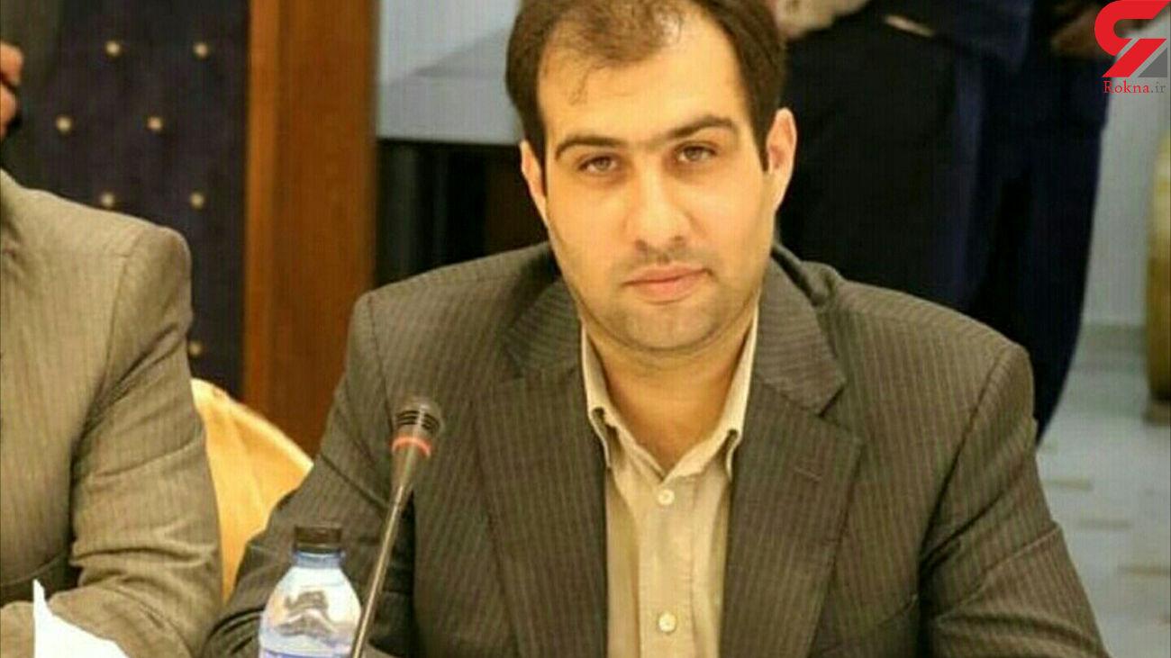 مرگ روزنامه نگار همدانی بر اثر کرونا + عکس