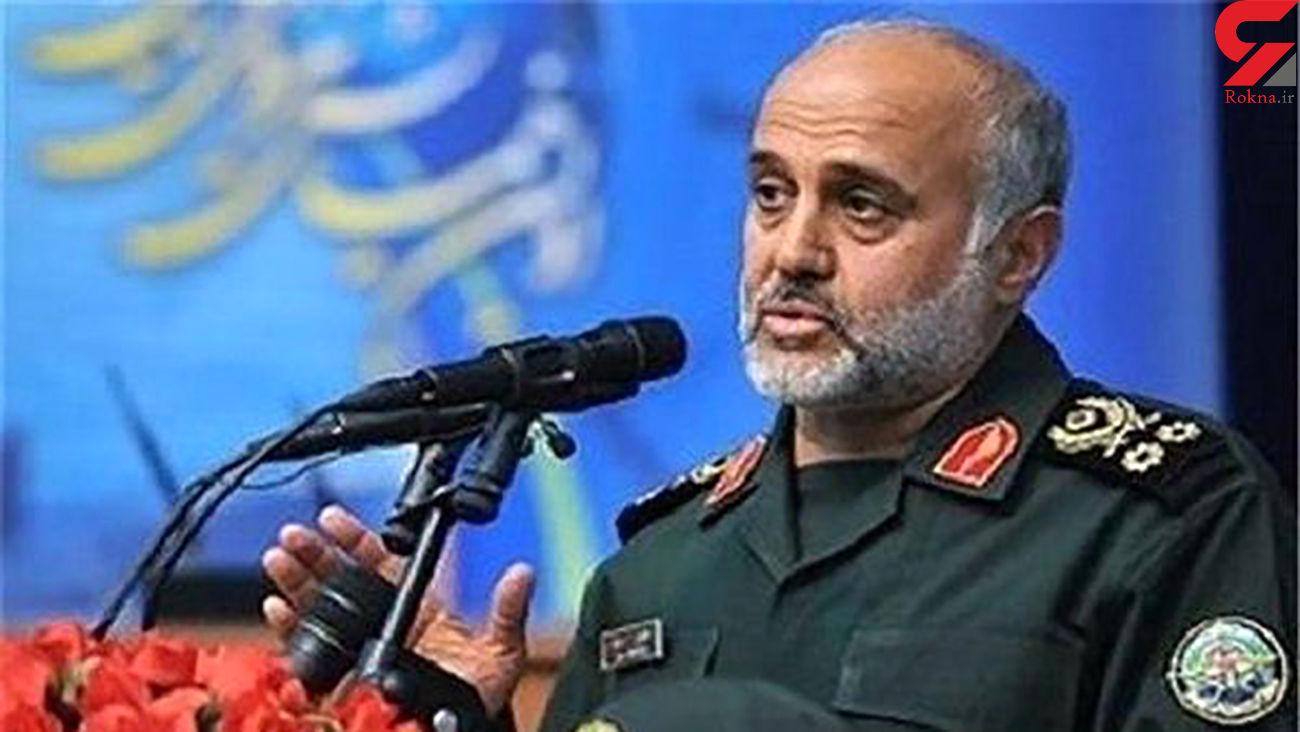 دولتهای فاسد منتظر پرداخت هزینه گستاخیهای خود علیه ایران باشند