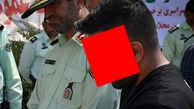 سکوت معنادار فروشنده اسلحه در تهران+ فیلم و عکس