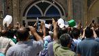 تجمع اعتراض آمیز مردم خرمشهر به دلیل شوری آب + عکس