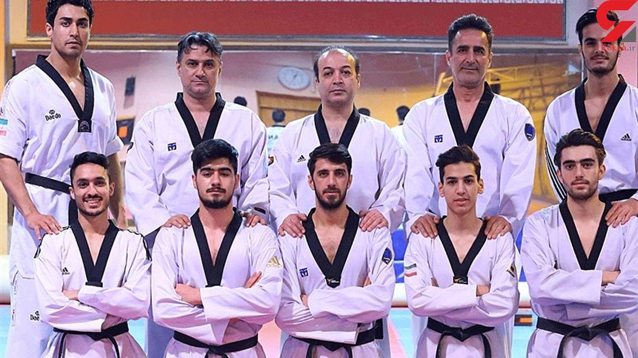 Iranian Taekwondo Athletes Win Two Gold Medals at Sofia Open