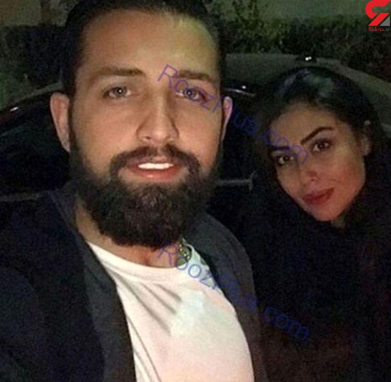 سویل یا همسر دوم محسن افشانی ؟! / کدام زیباترند! + عکس