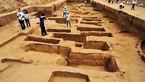کشف قبرستان غول های ۵۰۰۰ ساله + عکس