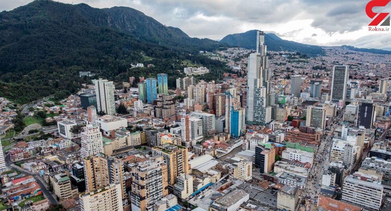 سوء قصد به جان رئیس جمهور کلمبیا