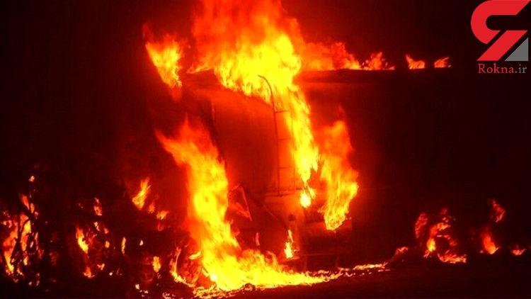 76 کشته بر اثر انفجار تانکر سوخت در نیجر