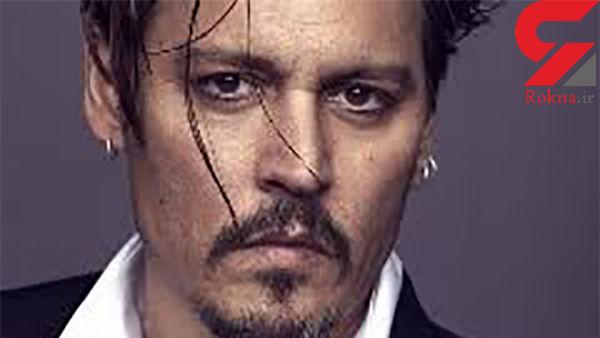 عکس جدید و عجیب از آقای بازیگر که همه را نگران کرد + عکس
