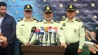 مردان خطرناک تهران از پلیس رکب خوردند! / طرح رعد برای ناامنی تبهکاران + جزییات و فیلم