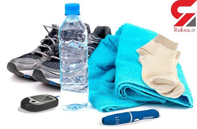 ورزش بیخطر برای بیماران دیابتیها