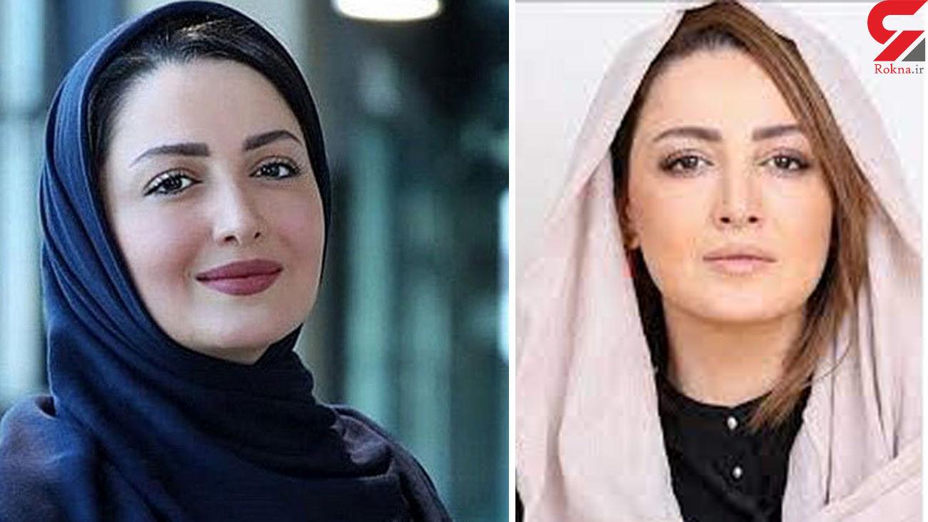 شیلا خداداد سیاه پوش شد + عکس