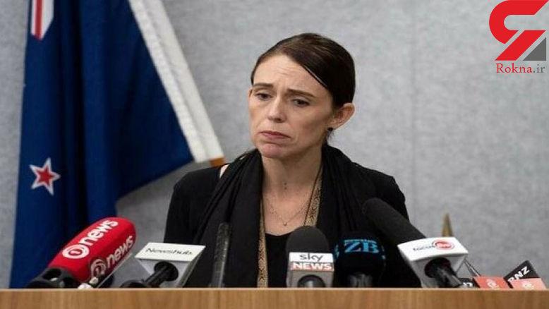 نخستوزیر نیوزیلند: ایمیل عامل حمله را ۹ دقیقه قبل از وقوع حادثه تروریستی دریافت کردم