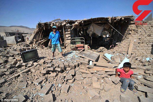 معضل «نخاله» در مناطق زلزلهزده پابرجاست