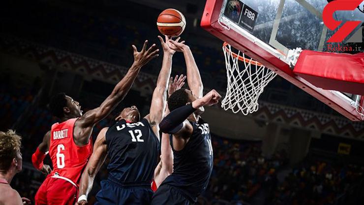 داوران دیدار بسکتبال ایران و کره معرفی شدند