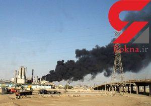 اولین فیلم از انفجار مرگبار خط لوله نفت اهواز به رامهرمز / 4 کشته تاکنون + جزییات
