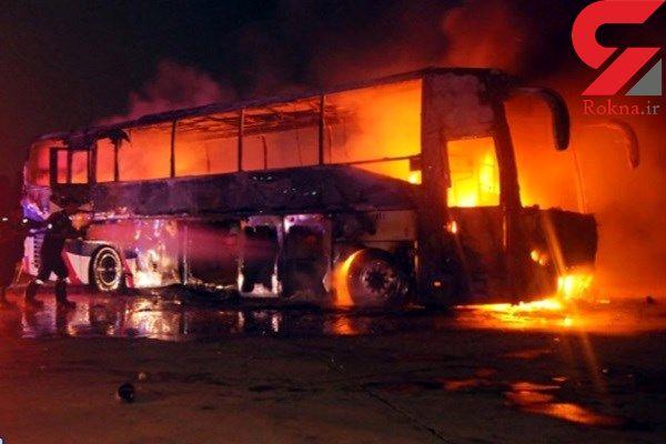 تحویل 7 جسد از مسافران اتوبوس مرگ سنندج به خانواده هایشان
