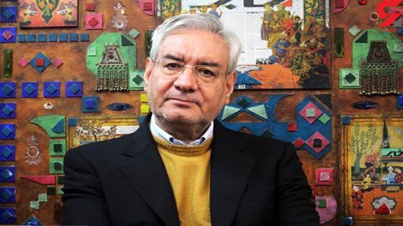 ابراهیم اصغرزاده از حضور در انتخابات 1400 استعفا داد