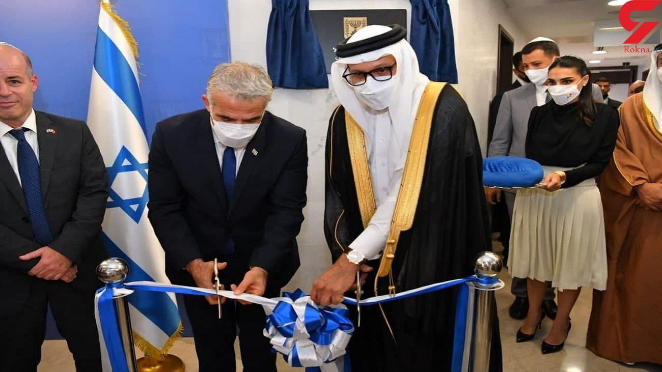 افتتاح سفارت رژیم صهیونیستی در منامه
