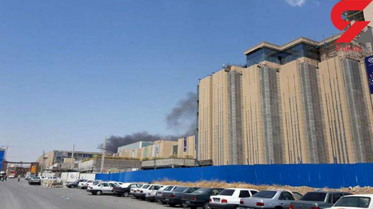 بانک آینده ایران مال خود را به مرکز مدرن درمانی کرونائی تبدیل کرد + فیلم