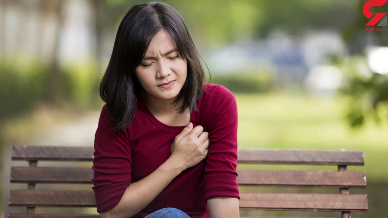 علائم هشداردهنده بیماری قلبی در بانوان
