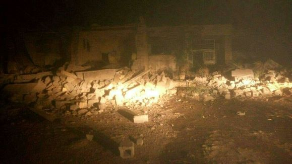 اولین تصاویر از خرابی زلزله در شهرستان سرپل ذهاب+ عکس