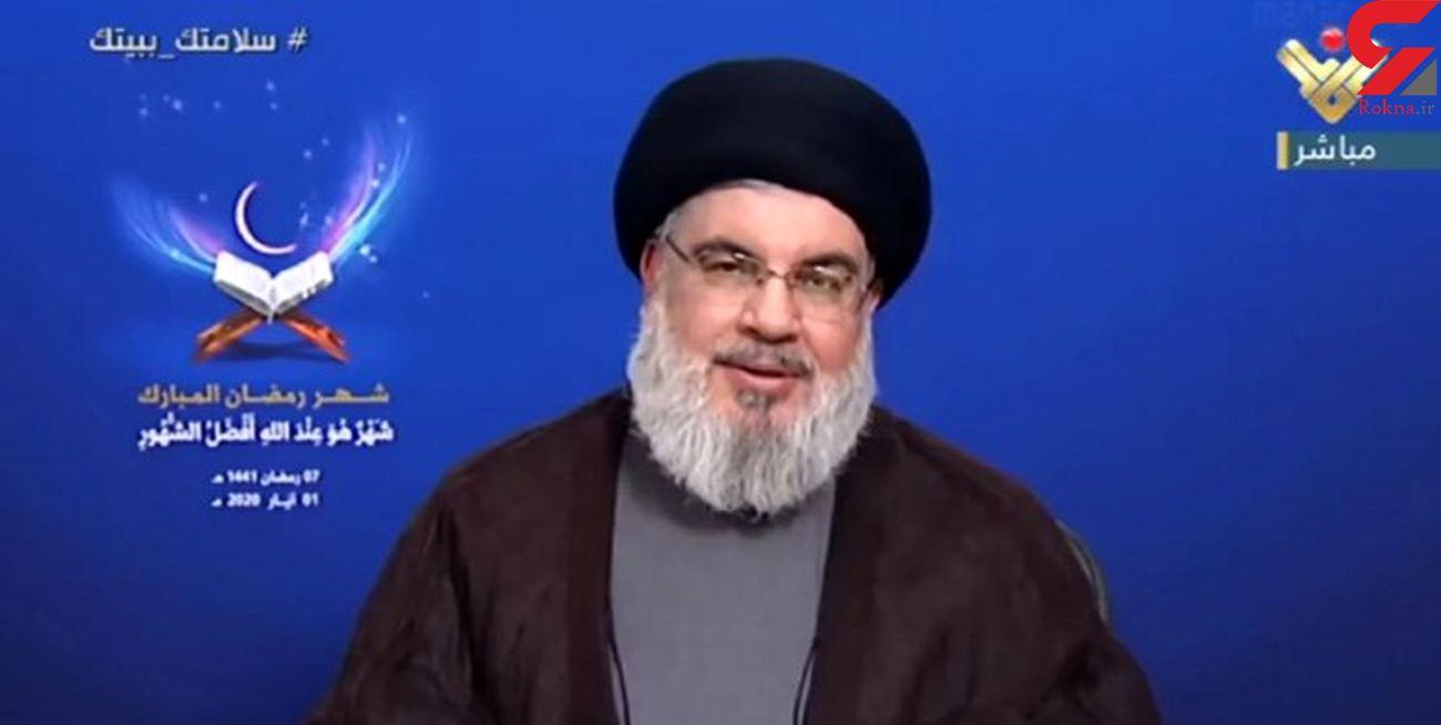 سید حسن نصرالله: نه اسکله بیروت را اداره میکنیم و نه در آن چیزی داشتهایم/ مقاومت بزرگتر از آن است که کذّابان خدشهای به آن وارد کنند