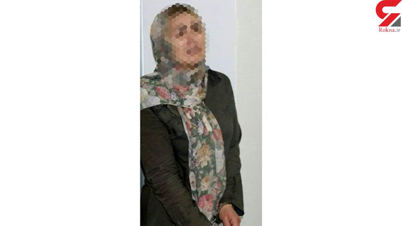 این زن را در شمال تهران می شناسید؟! / شهلا مجرد و فوق لیسانس است! + عکس و جزییات