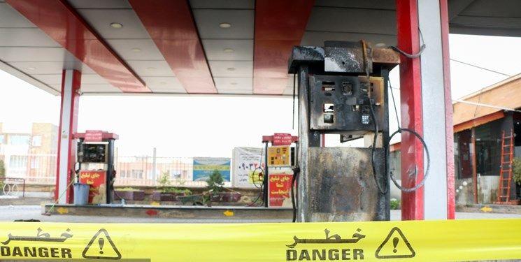 قصه جانفشانی پلنگیپوشان ناجا در اغتشاشات بنزینی