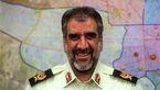 فرمانده انتظامی جدید استان البرز: پلیس آگاهی آبروی نظام و پلیس است