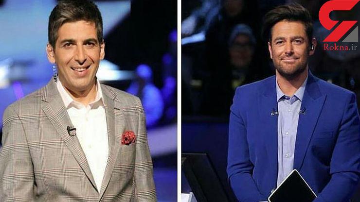 رقابت پرحاشیه رضا گلزار و حمید گودرزی در تلویزیون