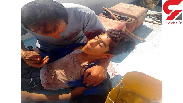 دردناکترین عکس از نوجوان 13 ساله قبل از مرگ / همه در اهواز شوکه شدند ! + جزییات تاسفبار