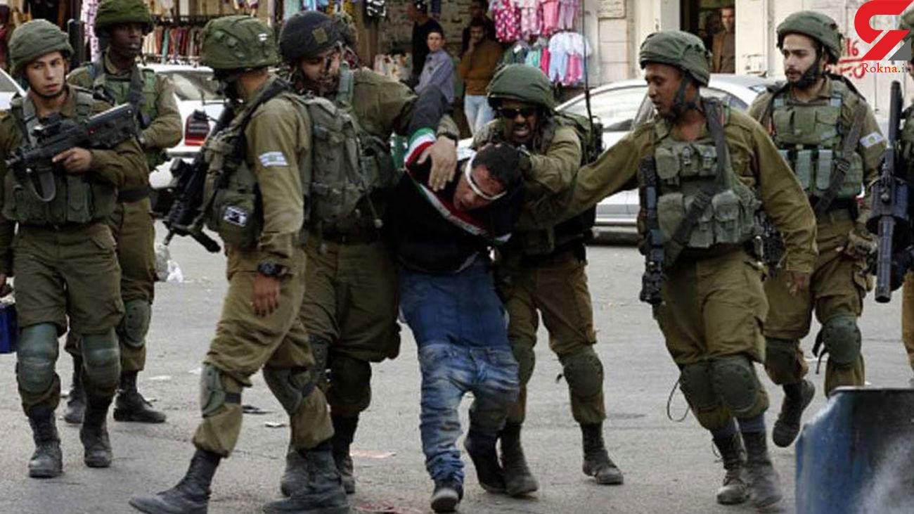 نظامیان رژیم صهیونیستی به کرانه باختری یورش بردند