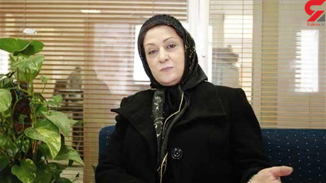 ماجرای عجیب خودرو شاسیبلند مریم امیرجلالی