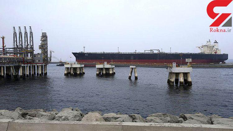 انتشار جزئیاتی از کشتیهای خسارت دیده در سواحل امارات