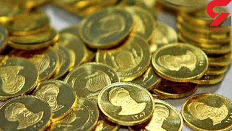 دلیل افزایش دوباره قیمت طلا و سکه/ بازگشت قیمت سکه به مرز 4 میلیون تومان