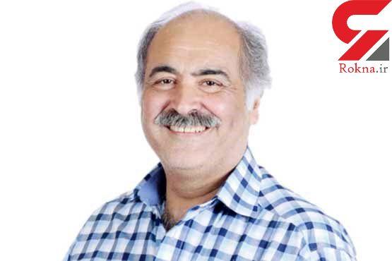 کمدین مرد ایرانی که عاشق آشپزی است! / خوشبختی به خانه و ماشین آنچنانی نیست +عکس