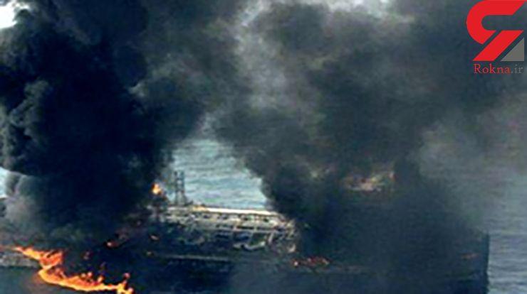 اذعان امارات به هدف قرار گرفتن ۴ کشتی در آبهای این کشور