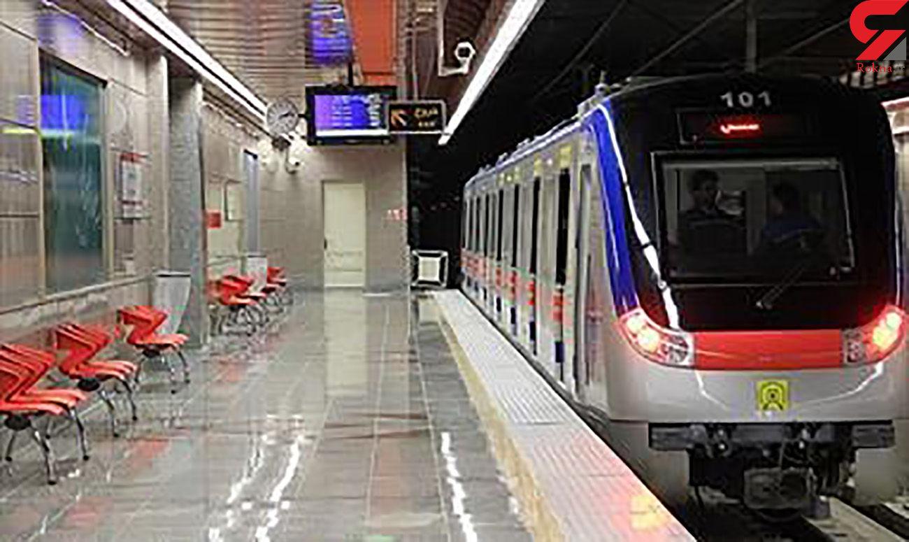 این 17 ایستگاه جدید به متروی تهران اضافه می شود