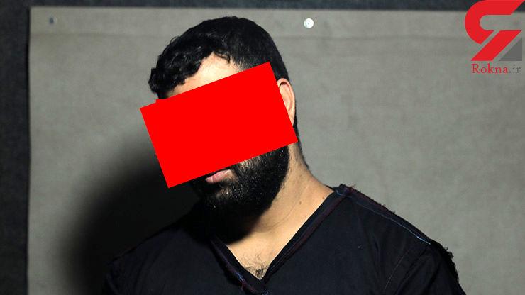 قاتل سنگدل کرمان پس از 3 سال به دام افتاد