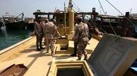 کشف محموله سوخت قاچاق در مرزهای آبی بوشهر