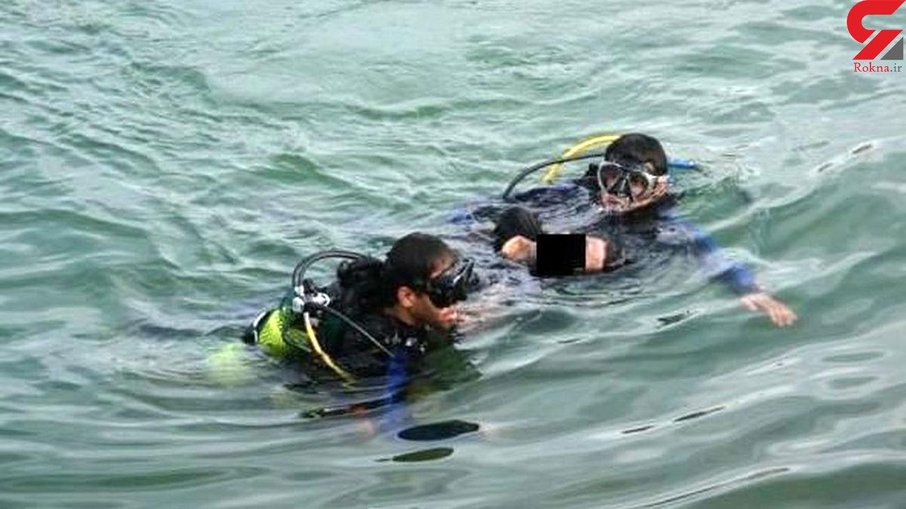 نوجوان کنگاوری در رودخانه گاماسیاب غرق شد